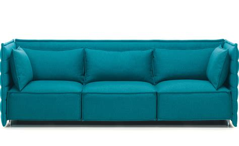 Three Sofa by Alcove Plume 3 Seater Sofa Hivemodern