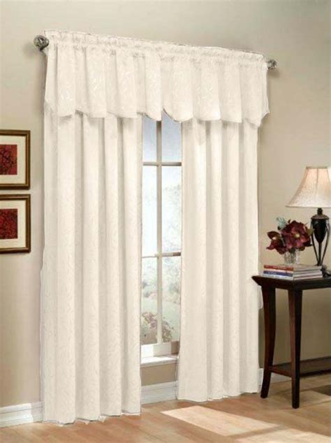 solid white curtains whitfield solid curtain panel white lorraine view