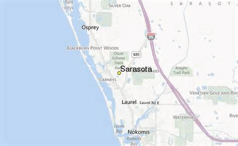 sarasota weather station record historical weather for