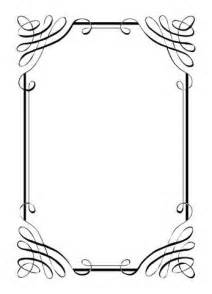 picture frames free clip borders invitations free vintage clip images