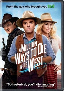 film comedy west from family guy s seth macfarlane comes the hilariously