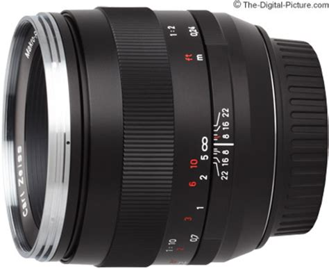 zeiss 50mm f/2 classic lens review