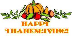 happy thanksgiving clipart esl 6 10 20