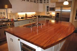 Wood Island Tops Kitchens by Jatoba Custom Wood Countertops Butcher Block