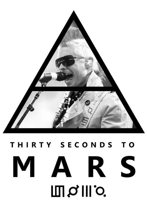 Kaos Tshirt 30 Second To Mars 30 seconds to mars shirt 3 by tinchenxxxx on deviantart