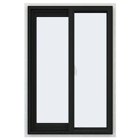 jeld wen 18 in x 83 5 in woodgrain 6 panel unfinished jeld wen 23 5 in x 35 5 in v 2500 series left hand