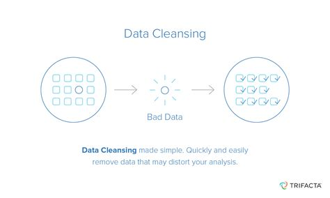 Data Detox by Data Cleansing To Improve Data Analysis Trifacta