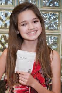 Ciara bravo with her invisalign teen aligners flickr