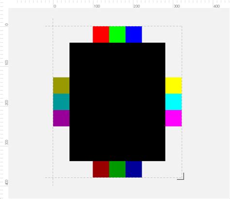 android attributeset layout width how to draw the below image in android programatically