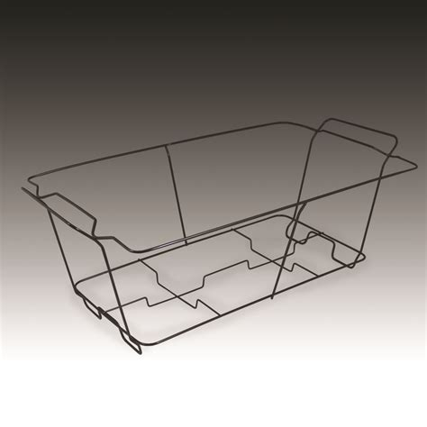 Wire Chafing Racks kingsmen size wire chafing rack plastic cups