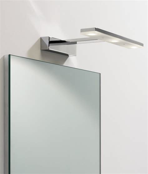 led bathroom mirror lighting led bathroom mirror light with adjustable head