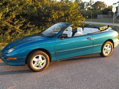 how things work cars 1998 pontiac sunfire parental controls 1998 pontiac sunfire convertible for sale