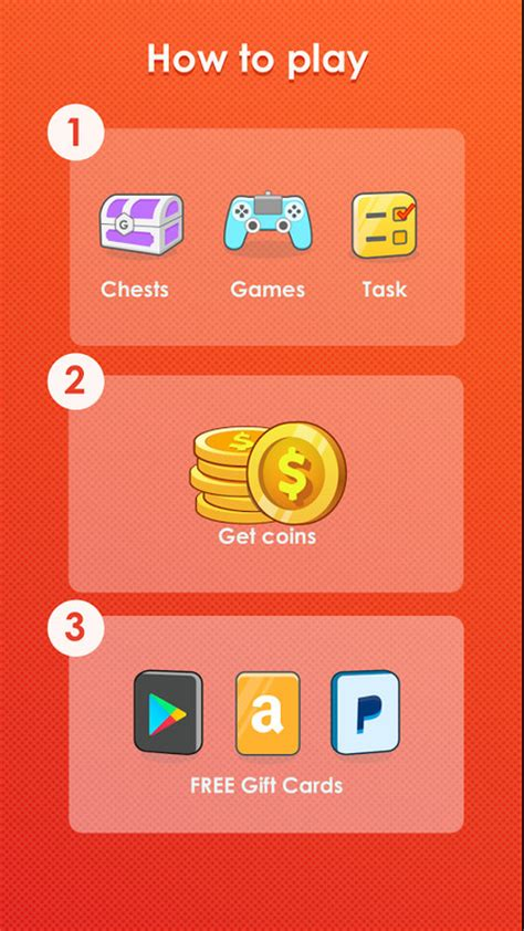 Earn Gift Cards For Playing Games - gift game free gift card apk free android app download appraw