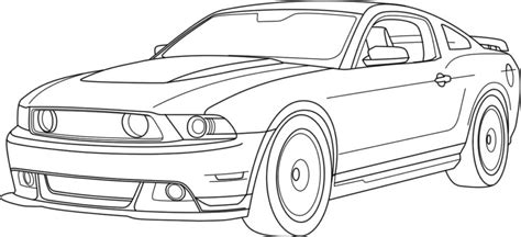 coloring sheets mustang cars 20 mustang coloring pages coloringstar