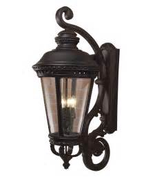 Murray Feiss Sconces Murray Feiss Ol1905 Castle 4 Light Outdoor Wall Light