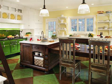 customize your kitchen with a painted island hgtv painting kitchen floors pictures ideas tips from hgtv