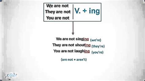 verb pattern youtube grammar the verbs english شرح الطالبة ملك تعلم