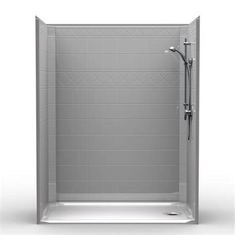 Shower For One by One Barrier Free Access Showers Acessinc