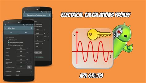 electrical calculations apk electrical calculations prokey apk eu sou android