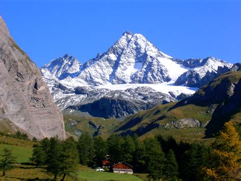 Austria Search Grossglockner Austria World S Largest Mountains Austria And