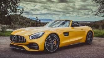 2018 mercedes amg gt roadster release date price and