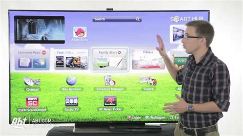 review of samsung s largest tv 75 inch un75es9000 led tv