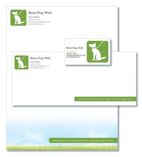 Business Card Letterhead Envelope Design Business Card Letterhead Envelope Boise Walk On