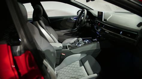 Audi S5 Interior by Information About 2018 Audi S5 Interior And Specs