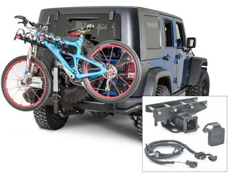 Jeep Jk Bike Rack Allen Sports Deluxe 4 Bike Folding Carrier With Quadratec