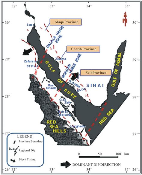 middle east map gulf of suez total organic carbon enrichment and source rock evaluation