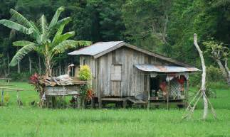 Backyard Landscape Design a traditional house in a rice field philippines marc