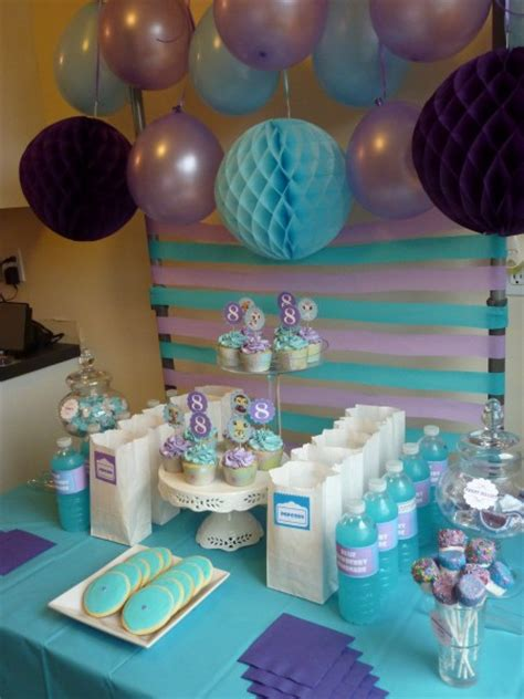 Blue And Purple Birthday Decorations trends the new color for is purple catch