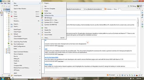 qt programming exles qt articles qt sle codes qt programming how to add