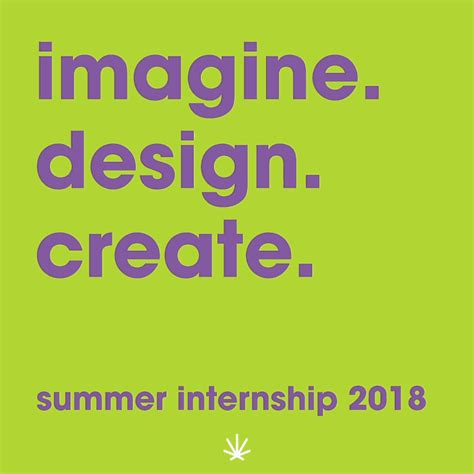 Design Intern Graduate Mba Summer 2018 by What We Re Up To Archives Brand Joint