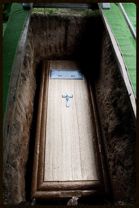 burying a burial and the are there matters regarding burial