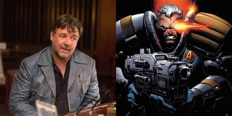 who plays cable in deadpool 2 could crowe play cable in deadpool 2 here s what