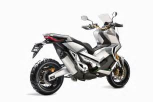 Honda Trail Scooter The Honda X Adv Adventure Scooter Is Coming