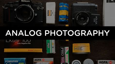 Analog Photographer analog photography return of kodachrome