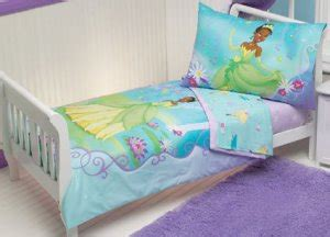 Princess And The Frog 4 Pc Toddler Bed Bedding Set New Princess And The Frog Toddler Bed Set