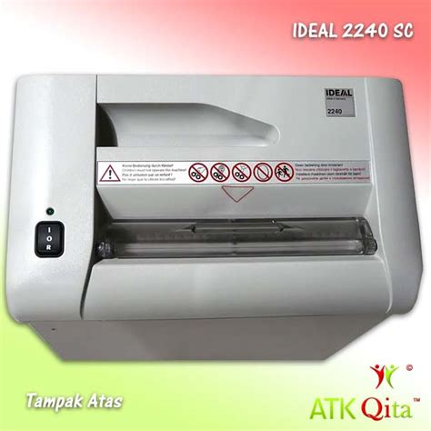Ideal 2245 Sc Paper Shredder Mesin Penghancur Kertas mesin penghancur kertas paper shredder ideal 2240 cross cut