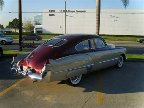 1949 cadillac sedanette for sale 1949 cadillac sedanette restomod for sale in newport