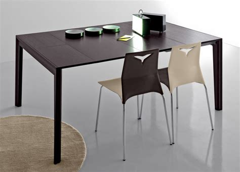 magic extending console wenge dining table by compar