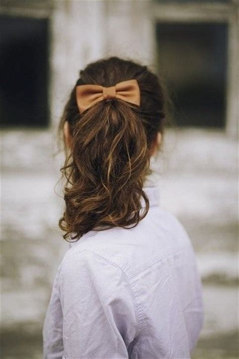 13 Stunning Ponytail Hairstyles For Curly Hair Pretty | 13 stunning ponytail hairstyles for curly hair pretty