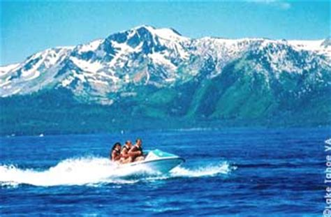 travel explore usa lake tahoe interesting facts