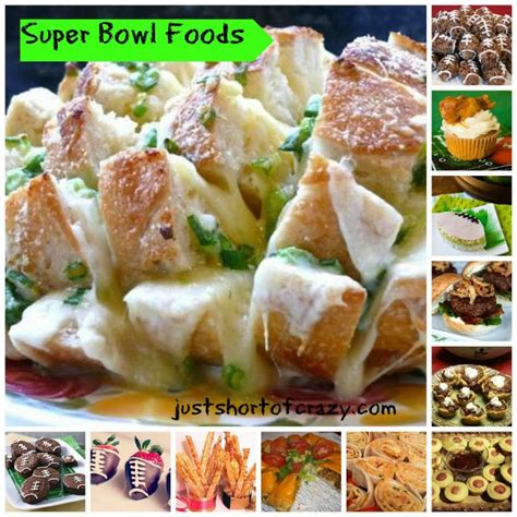 super bowl food ideas just short of crazy