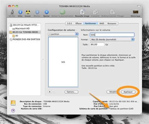 installer format factory sur mac pas 224 pas cr 233 ez une clef usb bootable pour d 233 panner