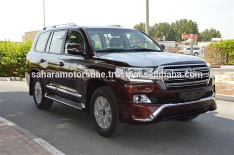 Toyota Land Cruiser Future Models 2016 Model Toyota Land Cruiser 200 New Car Export Dubai