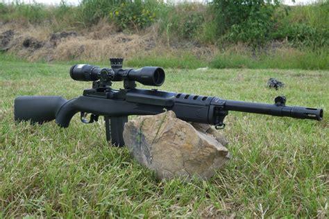 Winn Gas W5c Silver Alumunium by Gun Review Ruger Mini 14 Tactical In 300 Blk The