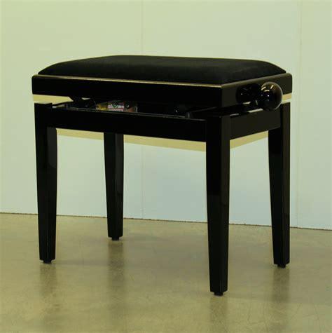 Used Piano Stool by Adjustable Piano Stool Piano Lobby