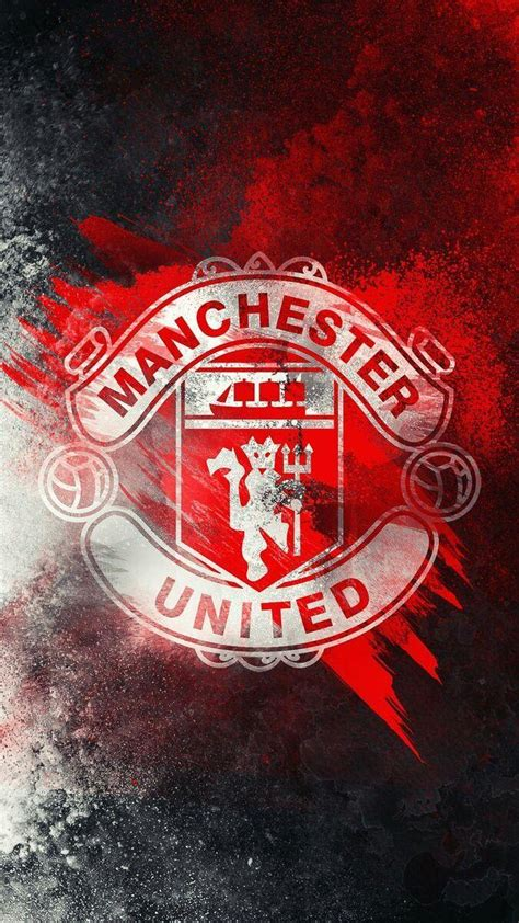 red devils man united wallpapers wallpaper cave